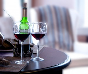 Choose a wine glass