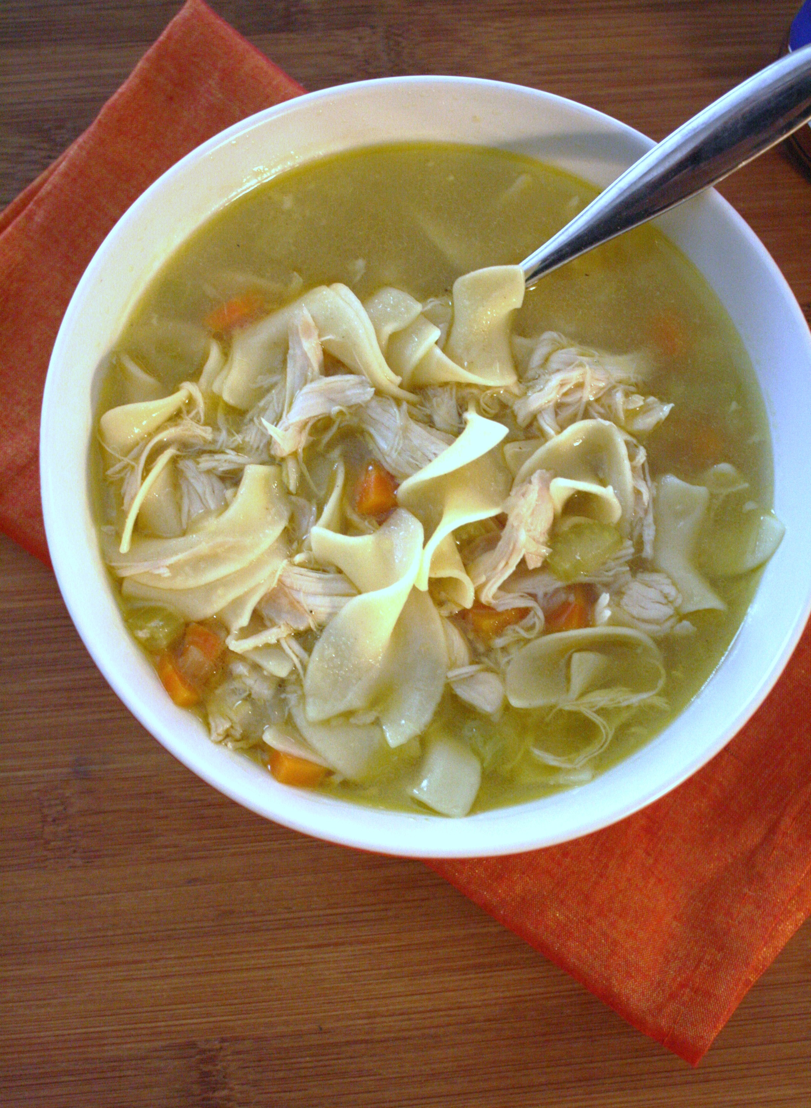 Tips for Making Homemade Chicken Noodle Soup – Cooking ...