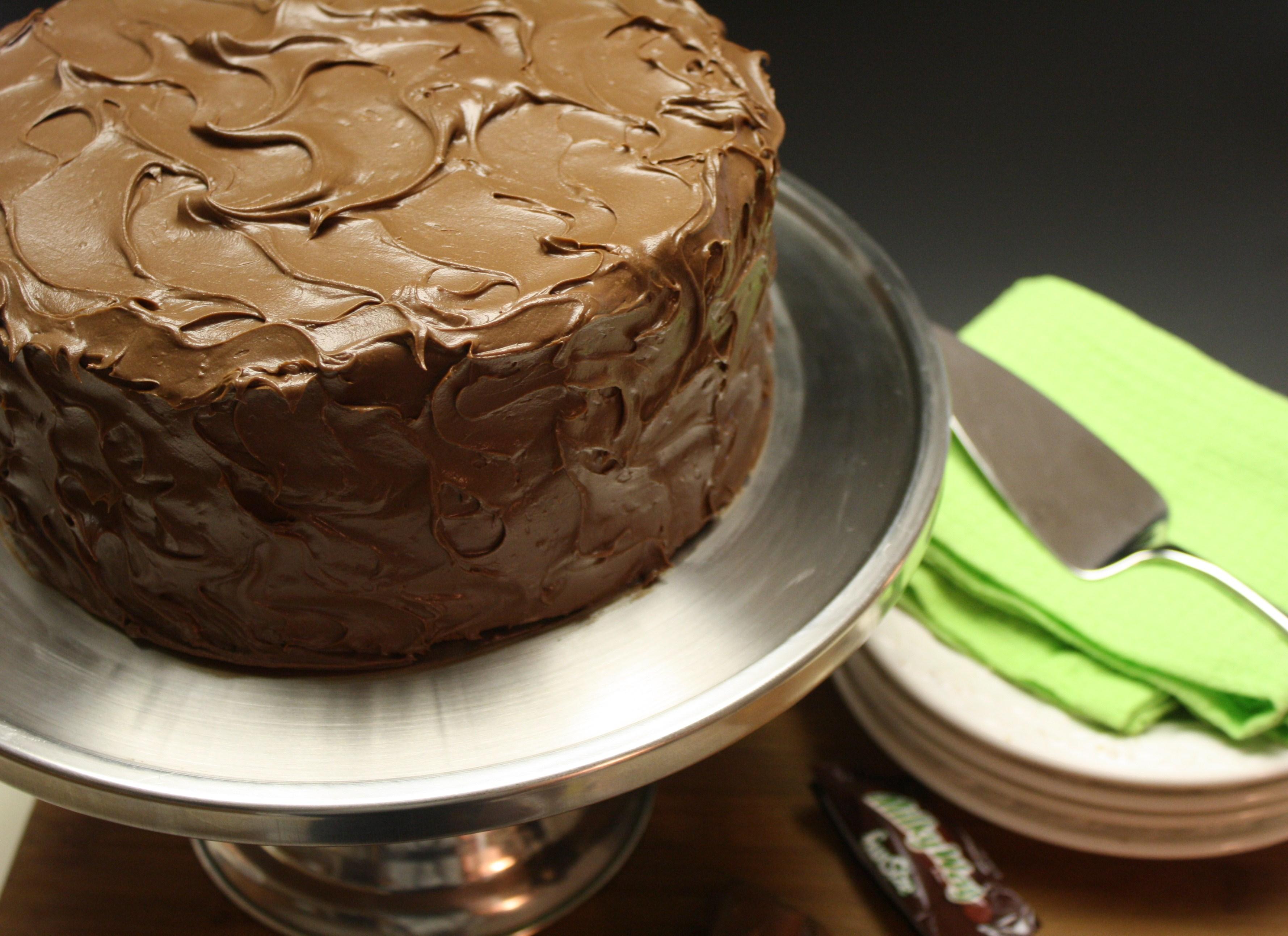 Milky Bar Cake Frosting